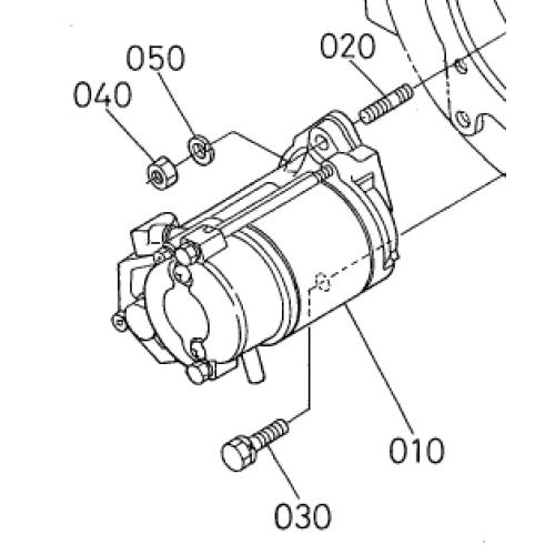 Kuboto V1505e Wiring Diagram